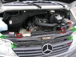 Cdi K 252 Hler Ausbauen Das Mercedes Sprinter Vw Lt2 Vw